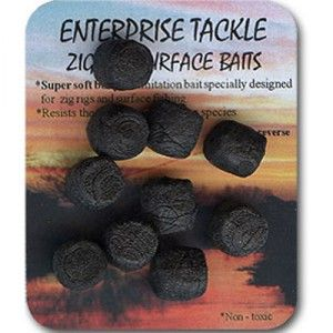 ZIG RIG SURFACE BAITS - Black