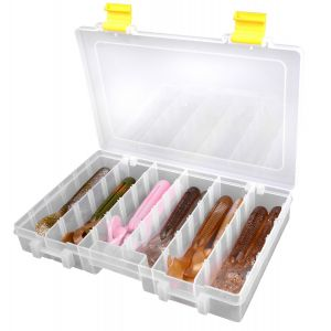 TACKLE BOX 273x190x44mm