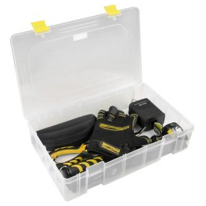 TACKLE BOX 360x225x80mm