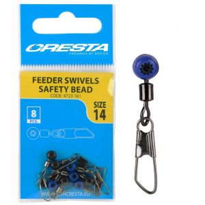 FEEDER SWIVEL SAFETY BEAD #12