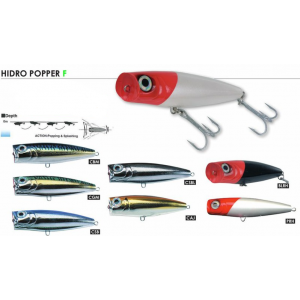 HYDRO POPPER (F) R511 9cm