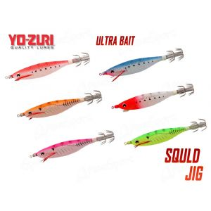 SQUID JIG ULTRA BAIT CLOTH S (A1682)