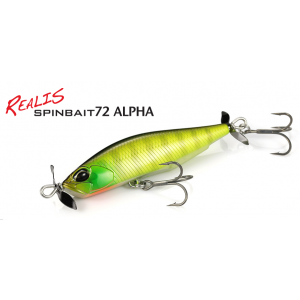 REALIS: SPINBAIT 72 ALPHA