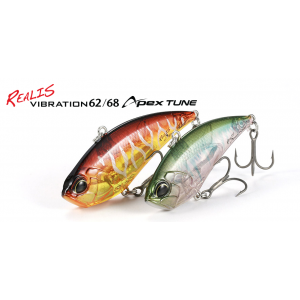 REALIS: VIBRATION 62/68 APEX TUNE