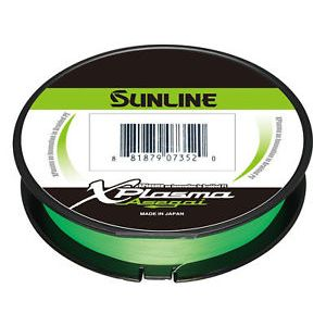 XPLASMA ASEGAI BRAID - Light Green 150mt