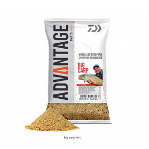 ADVANTAGE: BIG CARP GROUNDBAIT 1kg