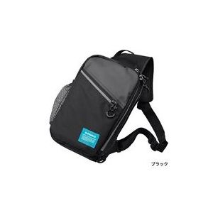 SLING SHOULDER BAG - BLACK