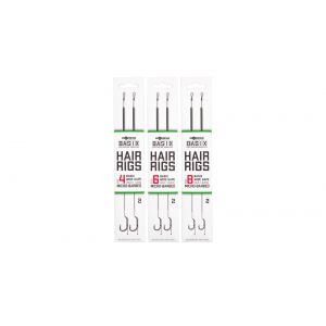 BASIX HAIR RIGS - Wide Gape