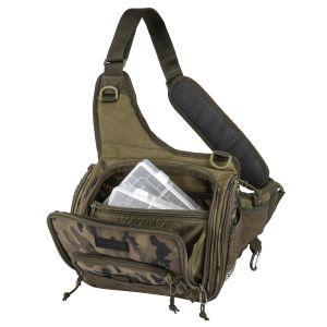 DOUBLE Camouflage Shoulder bag