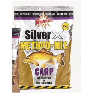 SILVER X: CARP METHOD MIX 2KG