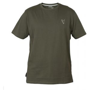 GREEN/SILVER T-SHIRT - XL