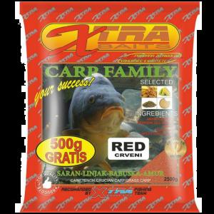 CARP FAMILY 2.5kg - Red