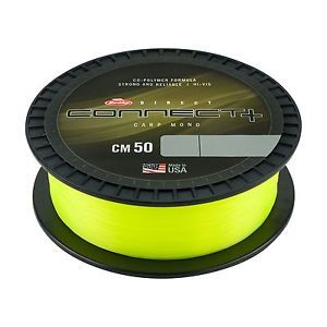 CONNECT CARP MONO - Yellow 1200mt