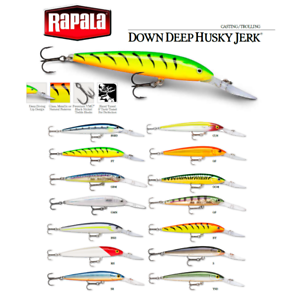 DOWN DEEP HUSKY JERK 12 (DHJ12)