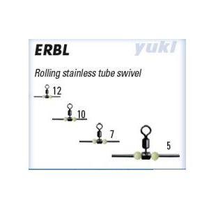 ERBL: Rolling stainless tube swivel