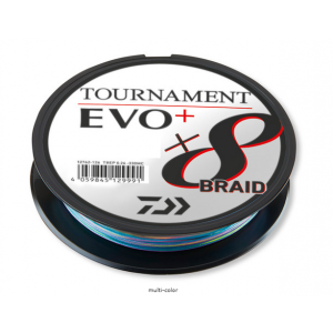 TOURNAMENT X8 EVO+ Multicolor 300mt