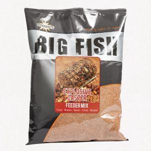 BIG FISH: EXPLOSIVE CASTER FEEDER MIX 1.8kg
