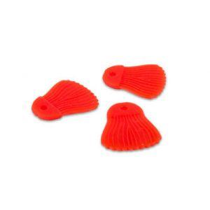 BAIT FINS - Red