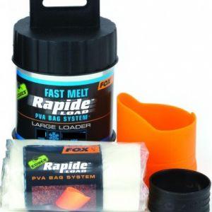 EDGES: Fast Melt Rapide Load Pva Bag System Large Loader 85x140mm