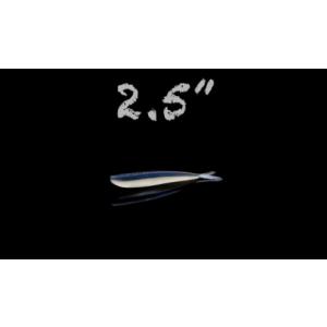 FIN-S FISH 2.5''/ 6cm