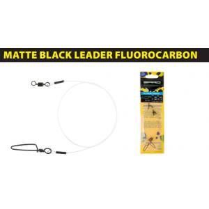 MATTE BLACK: LEADER FLUOROCARBON