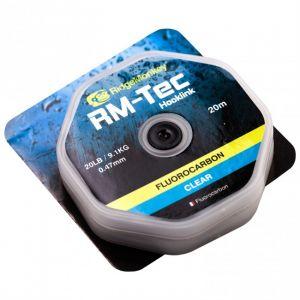 RM-Tec Fluorocarbon Hooklink - Clear 20mt