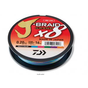J-BRAID GRAND x8 - Multicolor 300mt