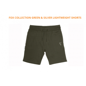 GREEN & SILVER LIGHTWEIGHT SHORTS