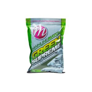 GREEN SUPREME FISHMEAL GROUNDBAIT 1kg