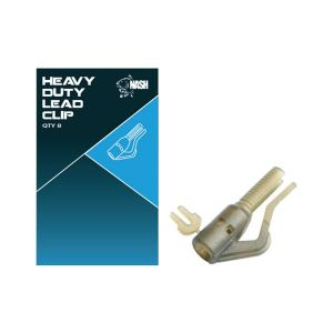 HEAVY DUTY LEAD CLIP