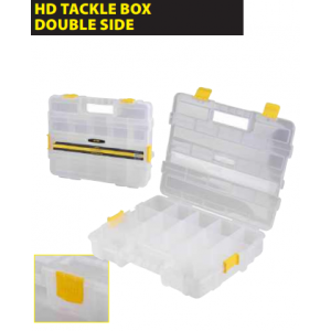 HD TACKLE BOX DOUBLE SIDE