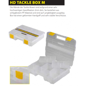 HD TACKLE BOX - MEDIUM