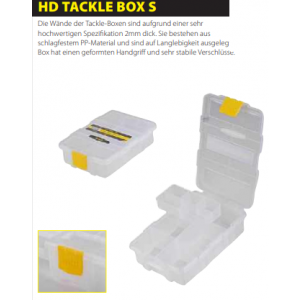 HD TACKLE BOX - Small