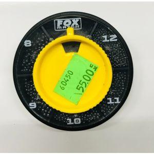 Olovo u kutiji Fox Match R2704