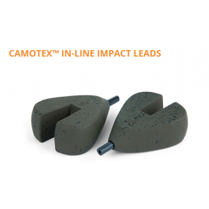 CAMOTEX IN-LINE IMPACT LEADS