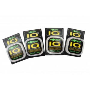 IQ2 FLUOROCARBON (soft) 20mt