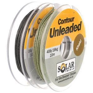 UNLEADED HEAVYWEIGHT BRAID KHAKI- 25LB