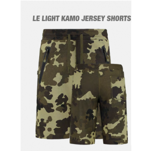 LE LIGHT KAMO JERSEY SHORTS