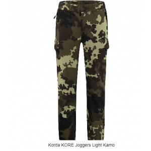 KORE Joggers Light Kamo