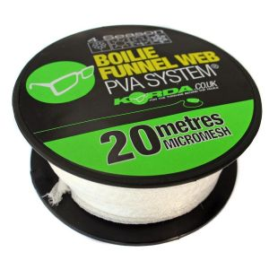 BOILIE FUNNEL WEB PVA SYSTEM 20mt - MICROMESH