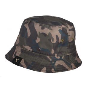 REVERSIBLE BUCKET HAT - Camo/Khaki