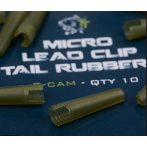 LEAD CLIP TAIL RUBBERS - Micro