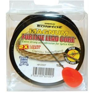 MAGNUM FURTIVE LEAD CORE+IGLA - Sand 60lb