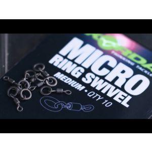MICRO RIG RING SWIVEL - Medium