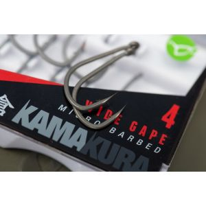 KAMAKURA: WIDE GAPE (micro barbed)