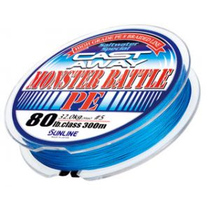 MONSTER BATTLE PE 300mt