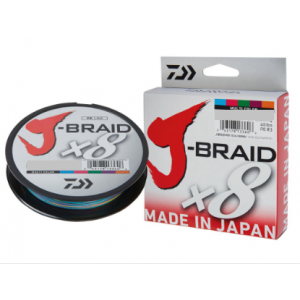 J-BRAID x8 MULTICOLOR 300mt