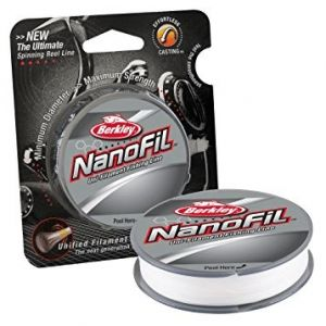 NANOFIL - bijeli 125 mt