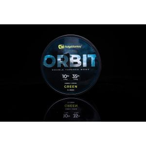 ORBIT DOUBLE TAPERED MONO - 10/35lb Green