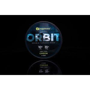 ORBIT DOUBLE TAPERED MONO - 10/35lb Green